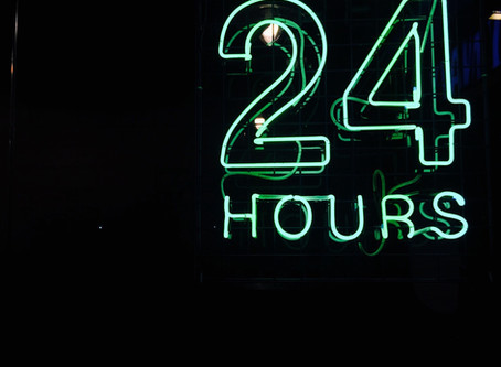 What is the 24 hour rule -- why do we have it?