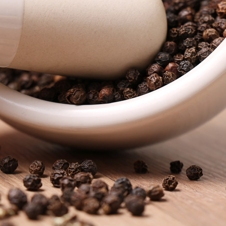 Healthy Life: Health Benefits of Black Pepper