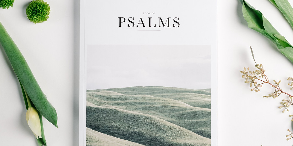 SCE Course: Drawing Closer To God Through The Psalms - Ponderings & Praise