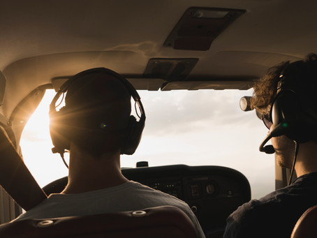 Six tips to help student pilots with their training