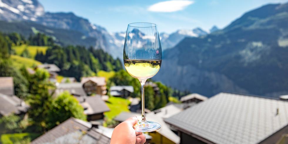 European Wines & Italian Olive Oil Class @ Vecchia