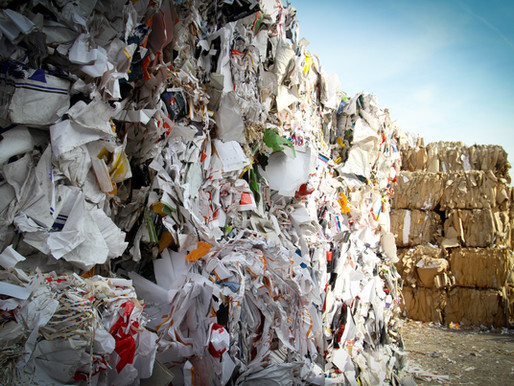 "How China's ""Solid Waste Law"" is Going to Change World's Paper Waste Management"