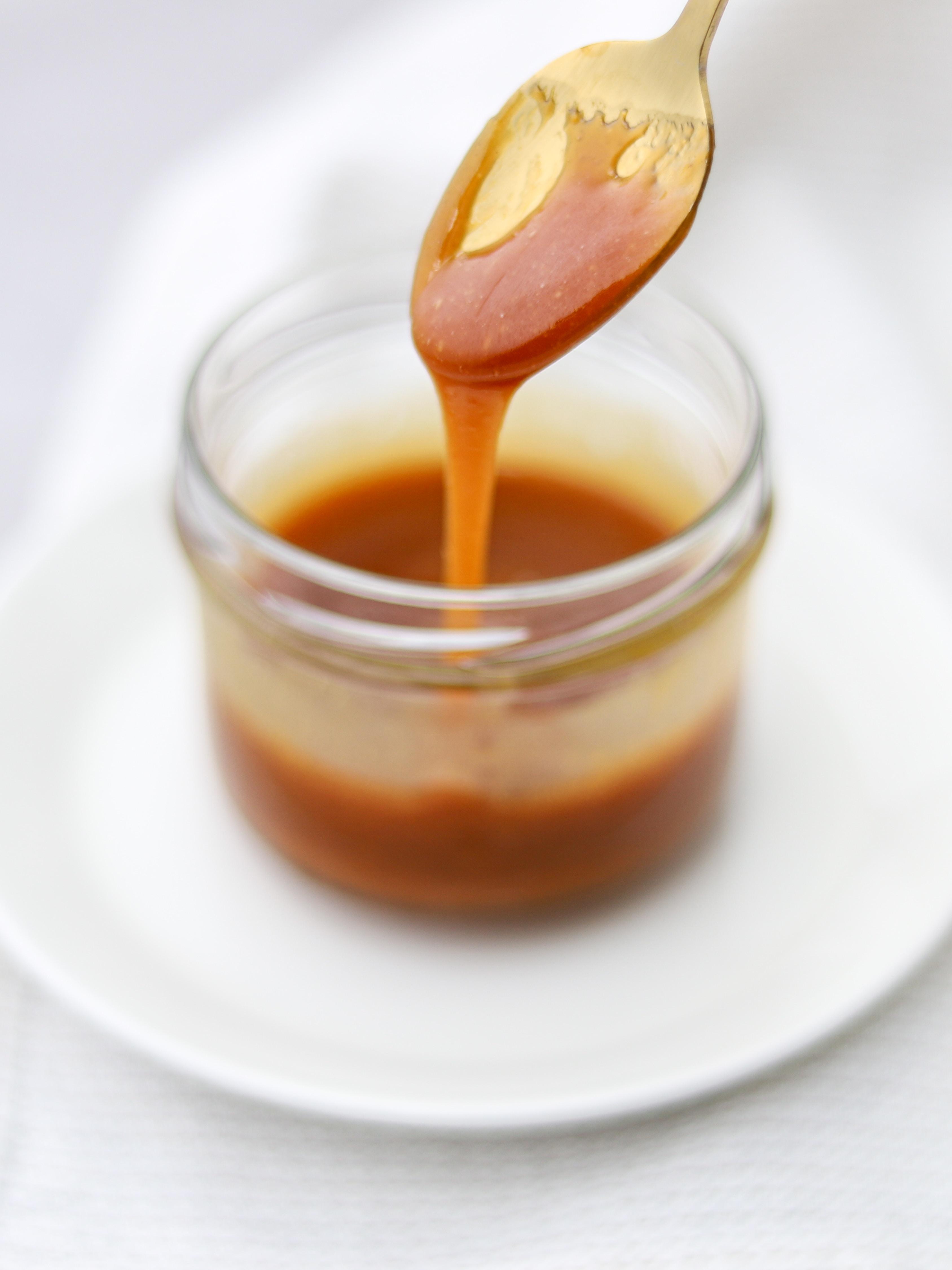 Nougat au Caramel Beurre Salé du Bonheur des Ogres