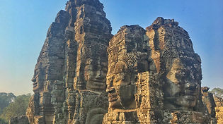 At Angkor Thom