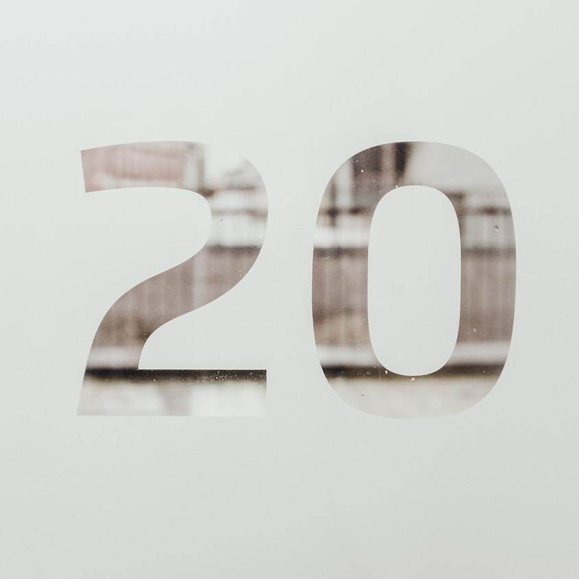2020: Planeación Estratégica Personal (Yo Decreto 2020)