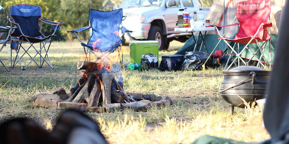 Weekend Camp and Hike (Social)