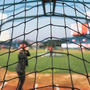 Brother Timothy Goes to the Batting Cages by Steve Gergley