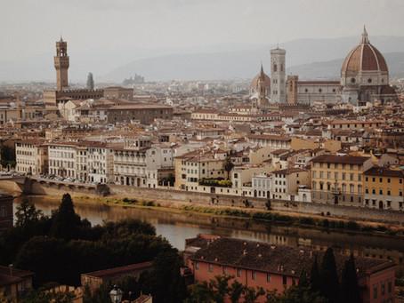 Un weekend romantico a Firenze