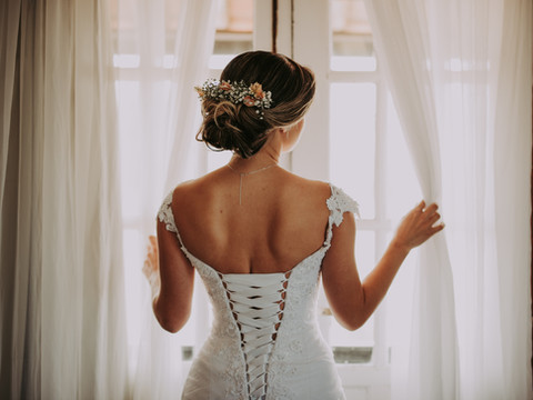 Skin on Your Wedding Day