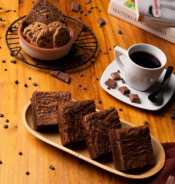 Käsekuchen Brownies