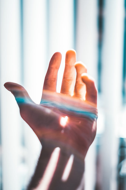 Rainbow Hands Energy System - Simple Healing using the Rainbow Rays