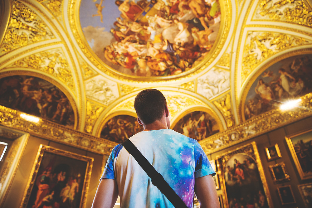 Studying abroad will allow you to take in a new culture at another level