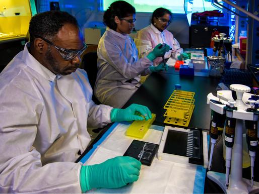 Halts for Biotech companies