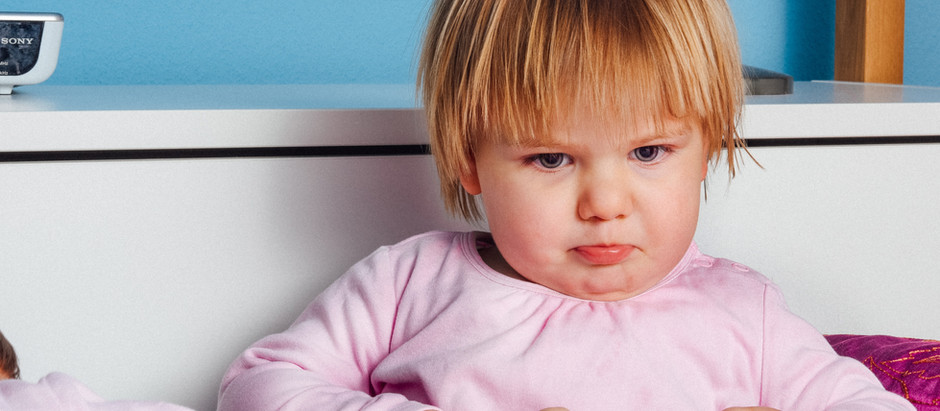 How to diffuse a tantrum in five minutes