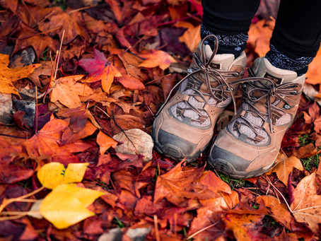 3 Tips to keep your feet feeling good and healthy in Autumn