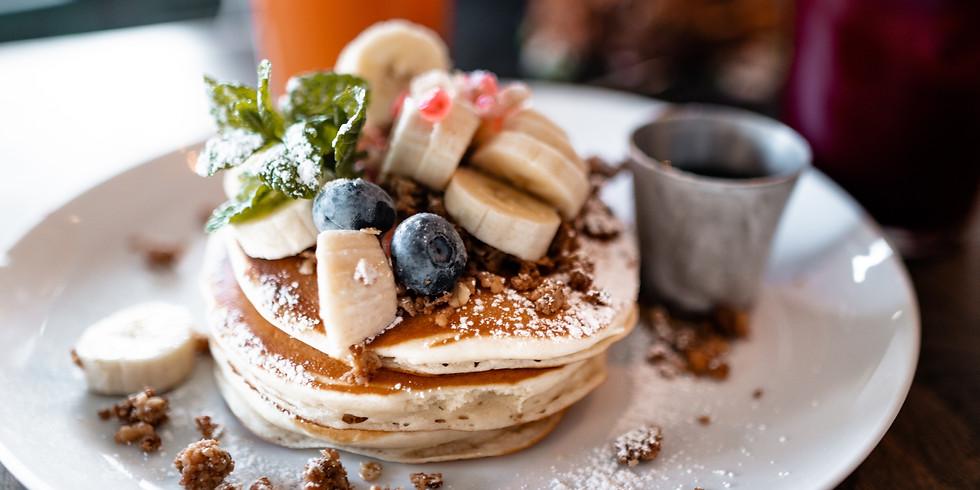 Pancakes & Prosecco Bottomless Brunch