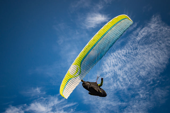 Paragliding Frequently Asked Questions