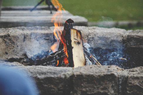 Relax at Camp Fire
