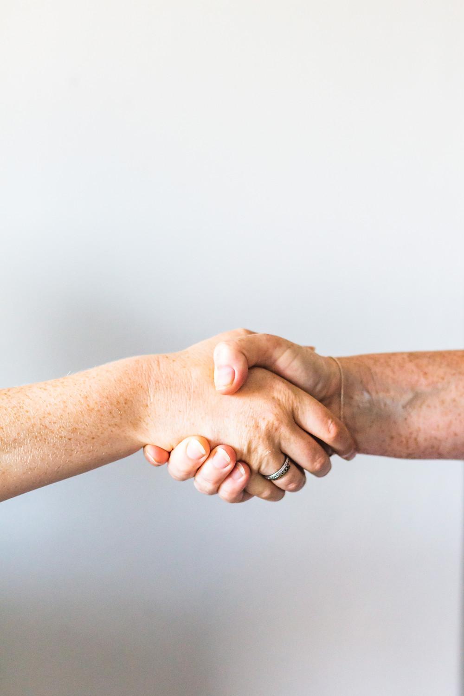 italki trial lesson handshake