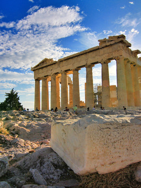Greece - Land & Sea
