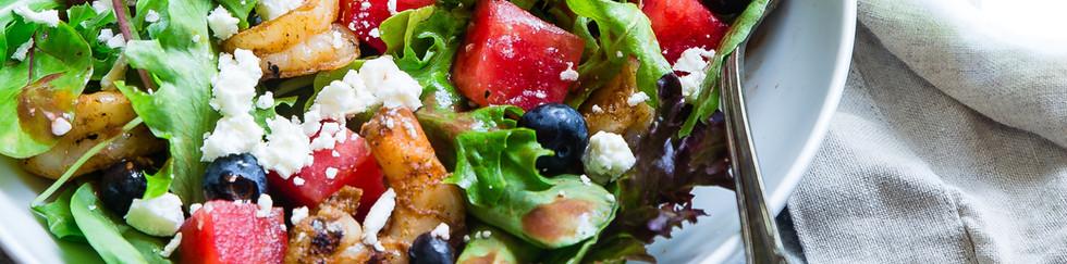 {Dinner} Side Salad