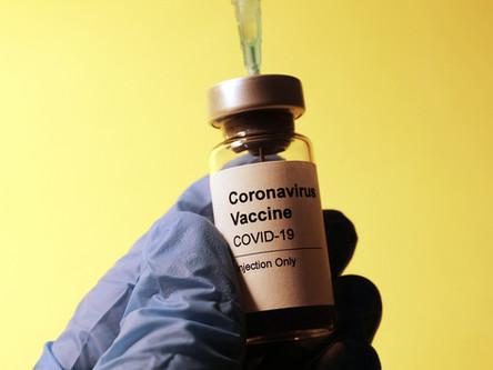 Coronavirus Vaccination- WAIT TO BE CONTACTED