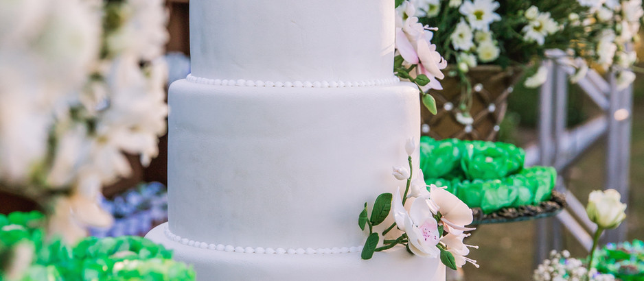 Planning Your Wedding Cake