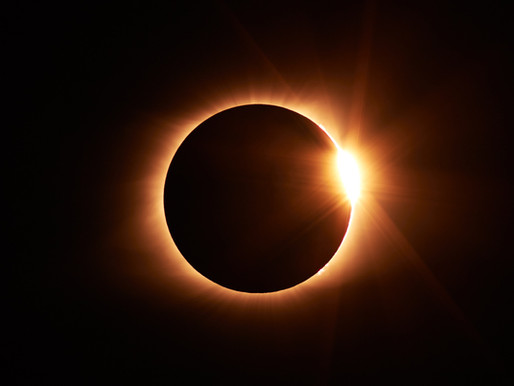 Ring of Fire; New Moon Solar Eclipse