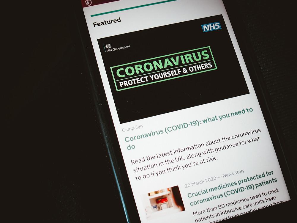 The Effects Of Fake Coronavirus News