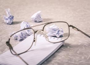 7 Tips to combat writer's block