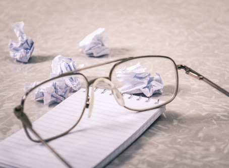 Stop Doing these 5 Things and Start Writing