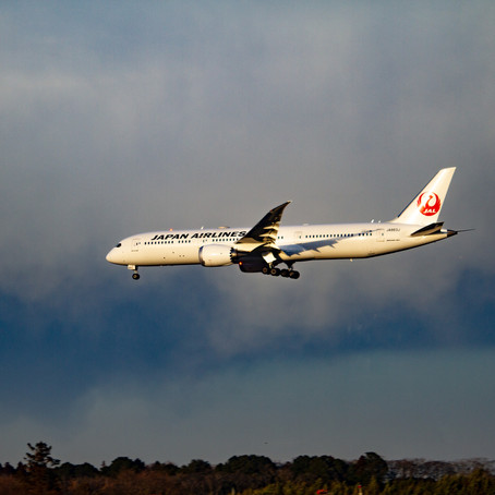 JAL is Giving Away 50,000 Free Round-trip Flights to Celebrate the 2020 Olympics