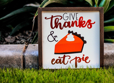 How Clearing Out the Clutter Can Help Promote 'Thanks'giving