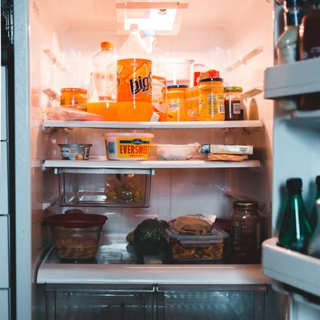 Kurangi Sampah, Hemat Uang Anda — Bekukan Makanan!