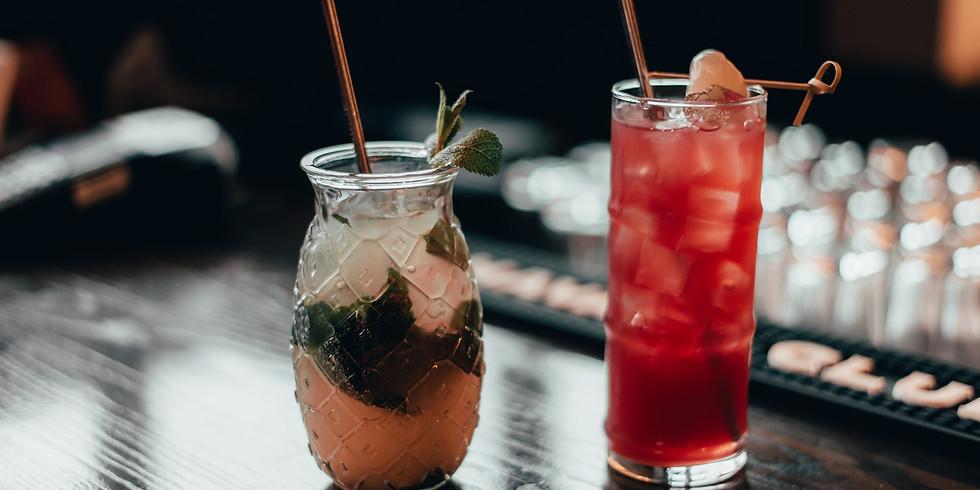 Cocktail Making Workshop (Alcohol Free)