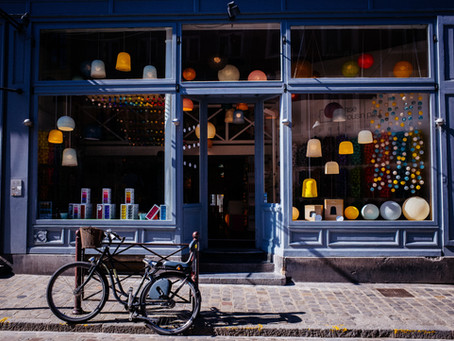 The Elements of Storefront Design