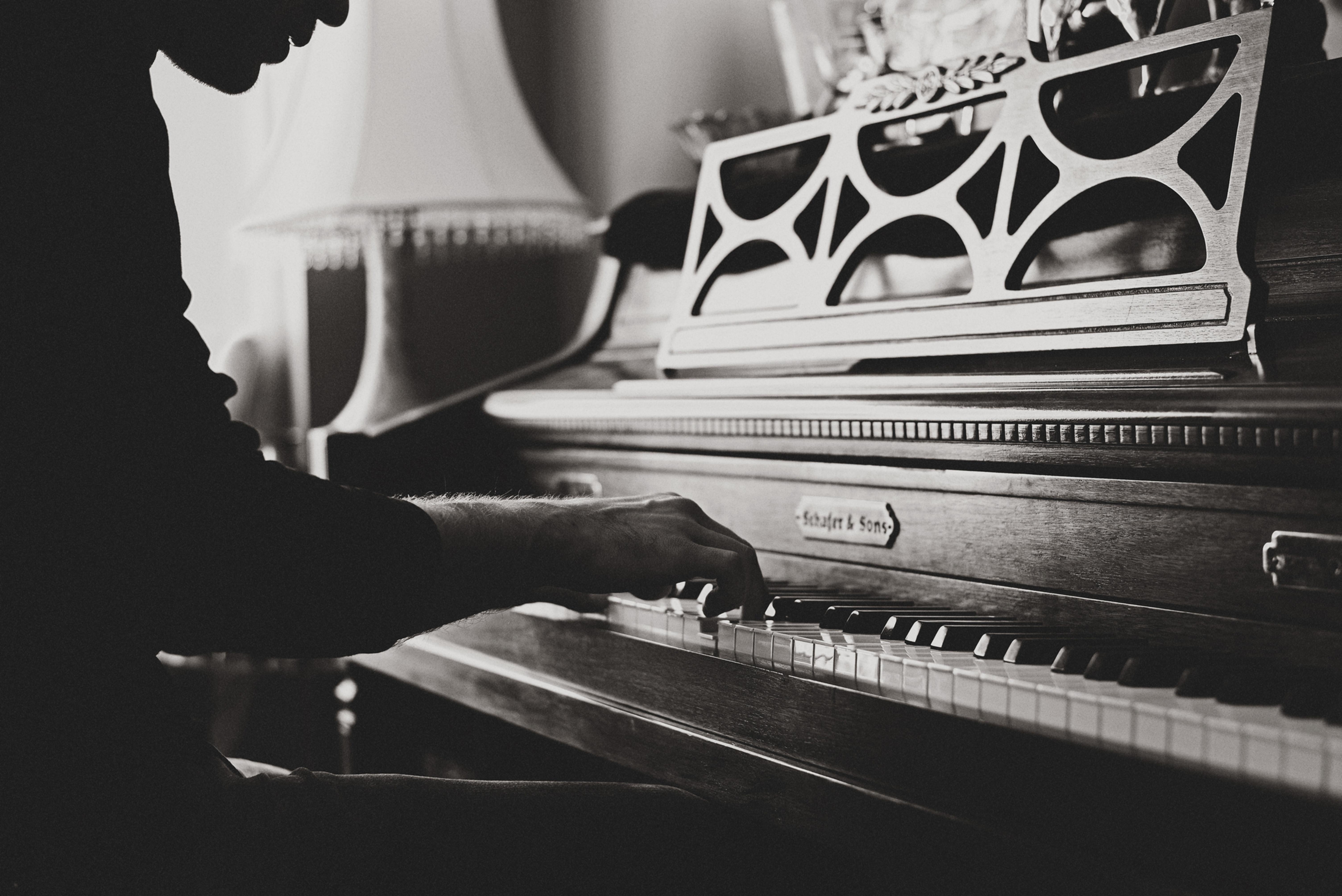 Gospel Piano (Level 1-3) (Online)