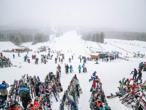 Personality-Based Guide to Mammoth Mountain Ski + Snowboard Lodges