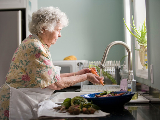 Home Modifications for Aging-In-Place