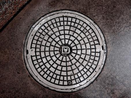 Booking a 3-manhole CCTV drain survey in London