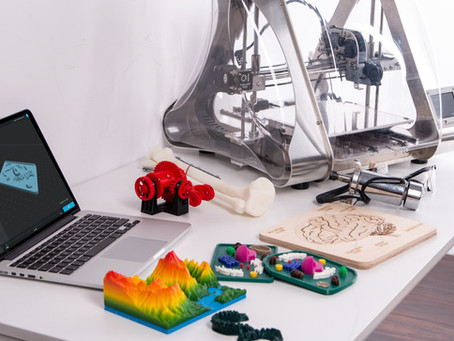 Could 3D Printing Print Me Money?