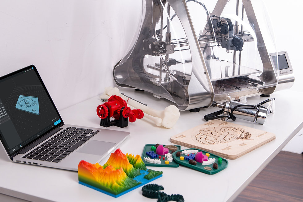 Image by ZMorph All-in-One 3D Printers