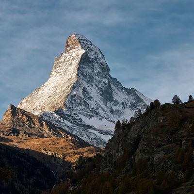 Lugares que ver en Matterhorn