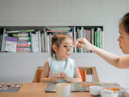 Ne edd meg, amit a gyerek a tányérján hagyott!