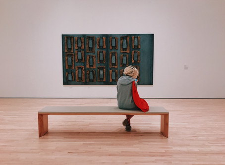"""What is """"Art""""? some definitions"""