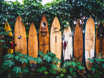 Tell us how do you surf and we will tell you which is your surfboard!