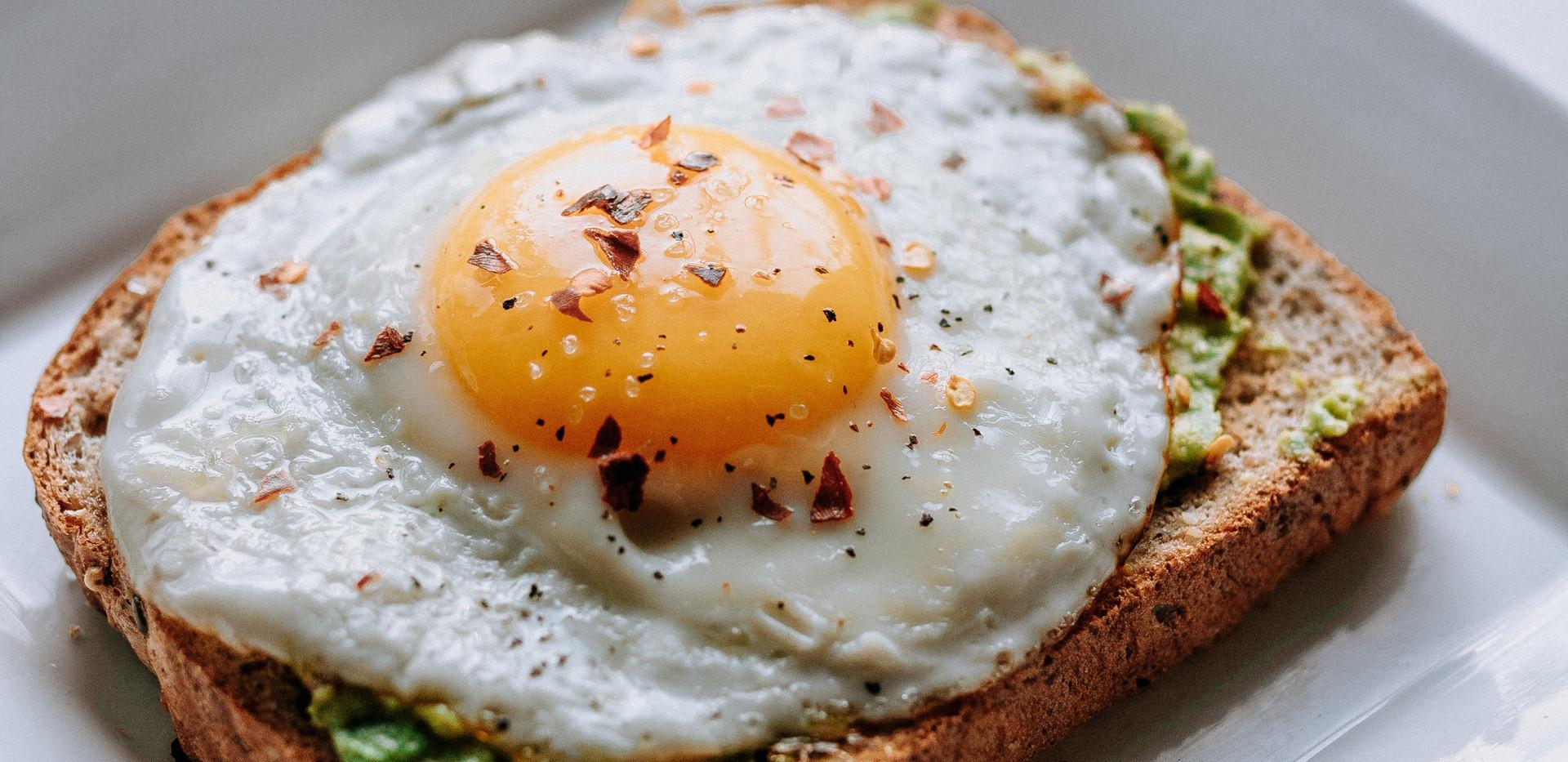 Breakfast: Avocado Toast