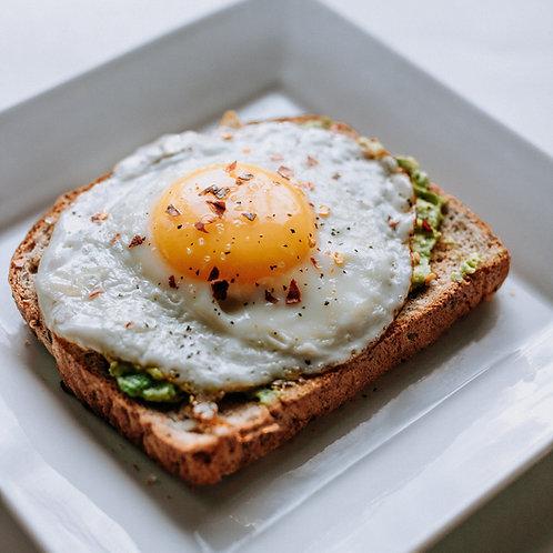 ארוחת בוקר ילד