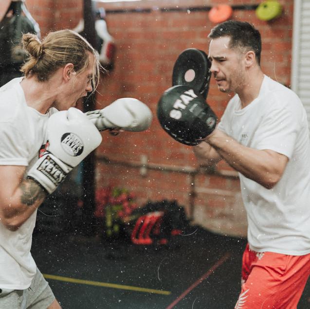 Zirkeltraining/Fitness-Boxen