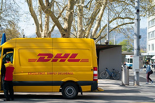 DHL shipping location for International shipping. Accepting Prepaid return packages providing shipper has correct documentation